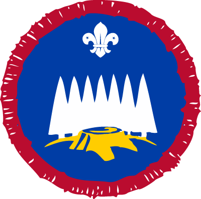 Scout Forester Badge