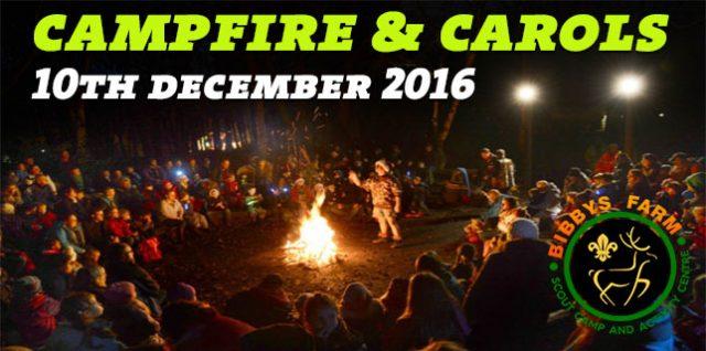 Campfire & Carols 2016