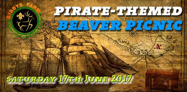 Pirate-themed Beaver Picnic