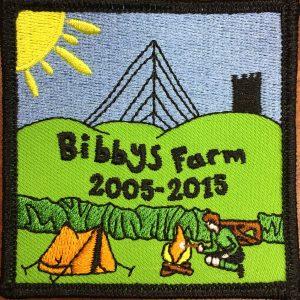 2015 Badge