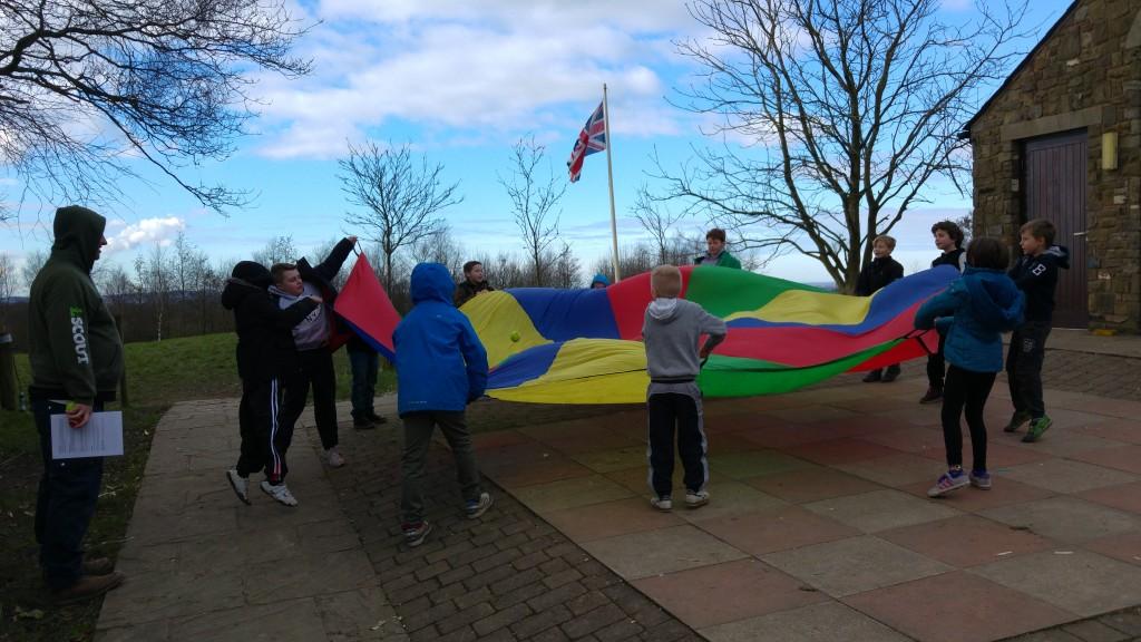 parachute 1